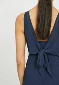 Vila - Maxi dress - navy blazer - 4