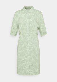SAGINE DRESS - Shirt dress - green