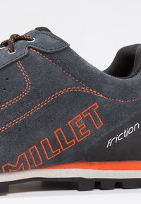 Millet - FRICTION - Climbing shoes - anthracite - 6