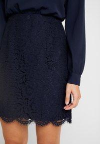 Vero Moda - VMELLIE SHORT DRESS - Cocktail dress / Party dress - night sky - 6