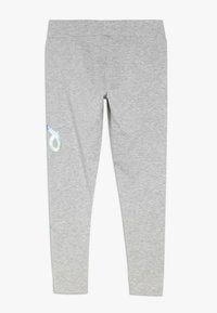 Converse - SCRIPT - Leggings - Trousers - dark grey heather - 1