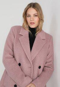 Zizzi - MVALDINE - Zimní kabát - nostalgia rose - 4