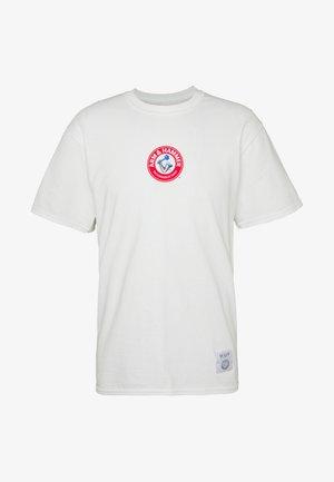 ARM HAMMER CLASSIC TEE - Camiseta estampada - white