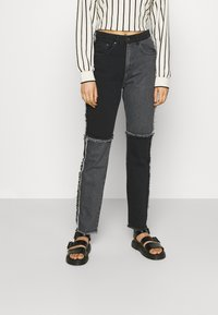 The Ragged Priest - EQUILIBRIUM - Jeans straight leg - charcoal/grey - 0