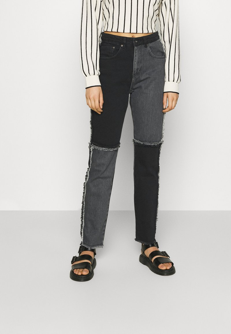 The Ragged Priest - EQUILIBRIUM - Jeans straight leg - charcoal/grey