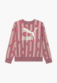 Puma - CLASSIC CANDY CREW - Sweatshirt - pink - 0