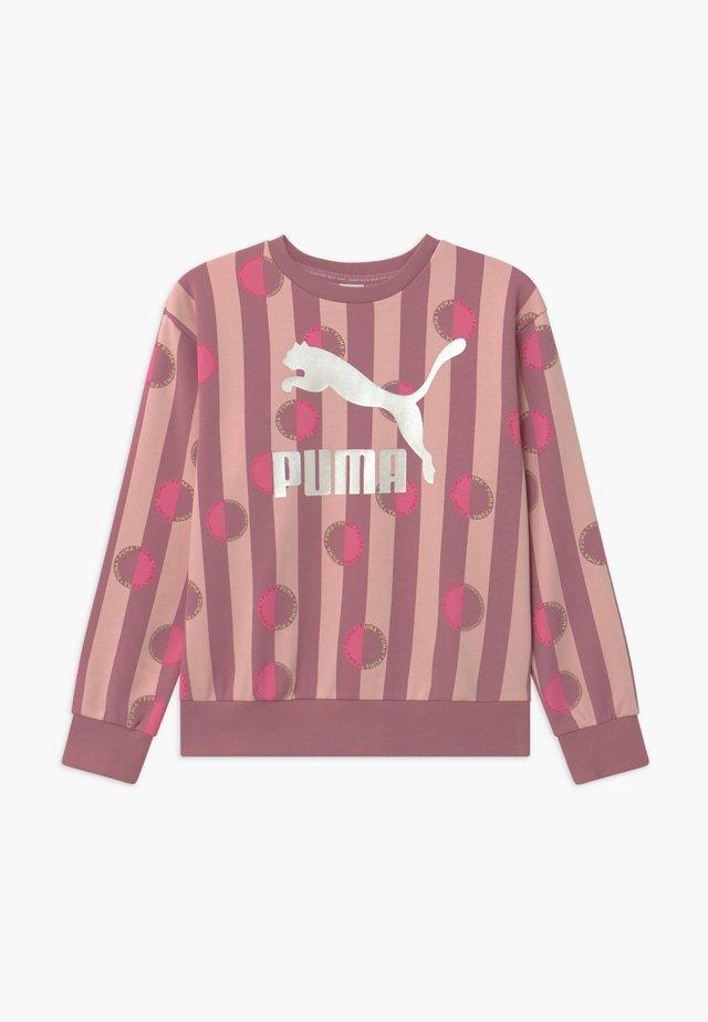 CLASSIC CANDY CREW - Felpa - pink