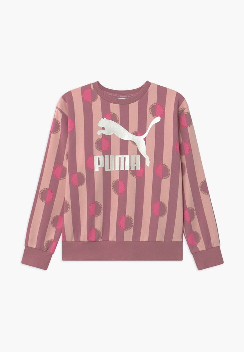 Puma - CLASSIC CANDY CREW - Sweatshirt - pink
