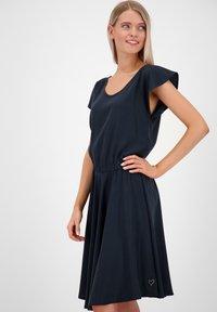 alife & kickin - ISABELLAAK  - Day dress - marine - 3