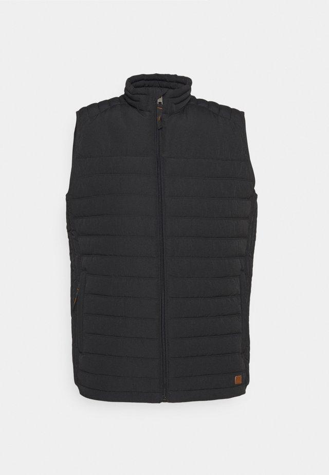 JJBASE LIGHT VEST - Vest - black