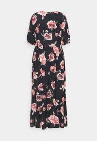 PIECES Tall - PCRIMMA LONG DRESS  - Maxi dress - black - 7