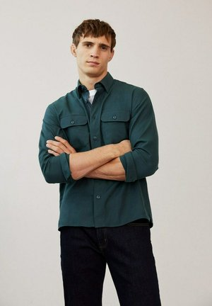 Camicia - zelená