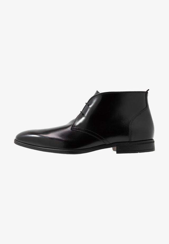 ISSARD - Smart lace-ups - noir