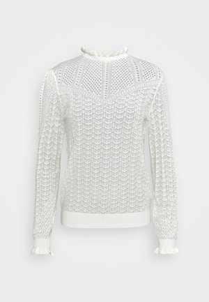 MOTIFA - Jumper - white