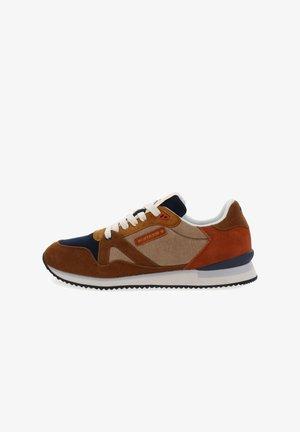 ANDREE - Sneakersy niskie - Brown/Beige