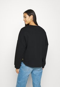 G-Star - GRAPHIC TEXT RELAXED - Sweater - black - 2