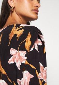 Vero Moda - VMBETTY SHORT DRESS - Kjole - black - 5