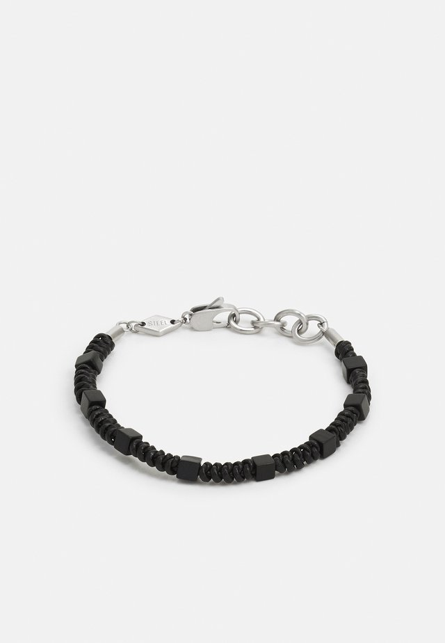 MENS DRESS - Bracelet - silver-coloured