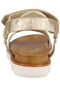 Scapa - SCAPA SANDALEN - Walking sandals - platinum 360 - 3