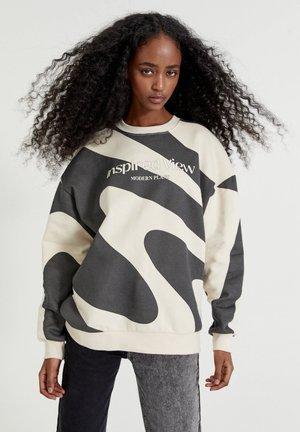 WELLEN - Sweatshirt - white