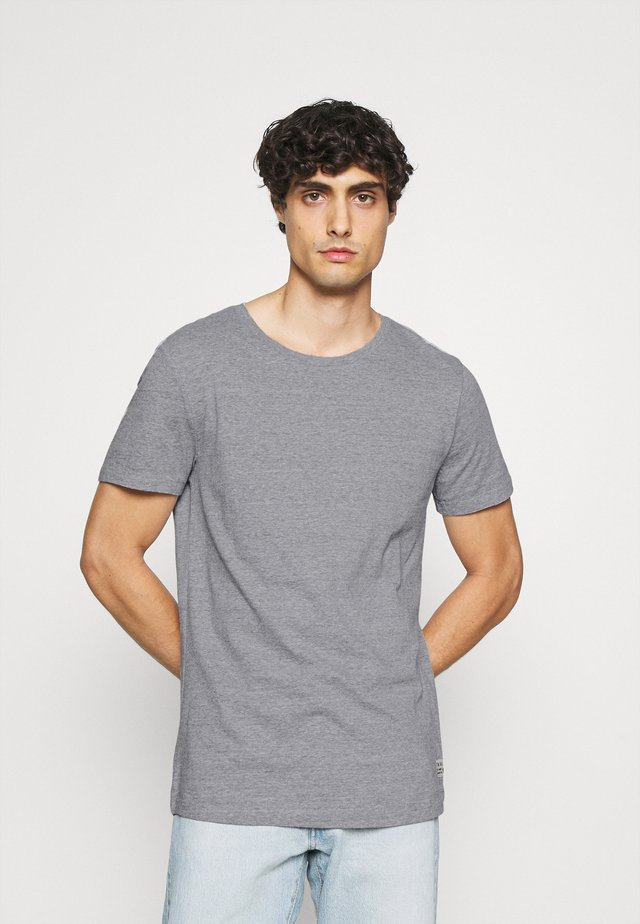 STRUCTURE - Jednoduché triko - grey