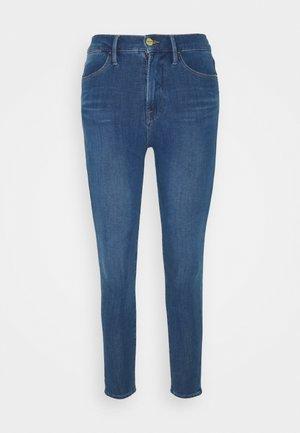 HIGH  - Skinny džíny - light blue