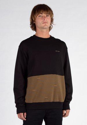 FORZEE CREW - Sweatshirt - black combo