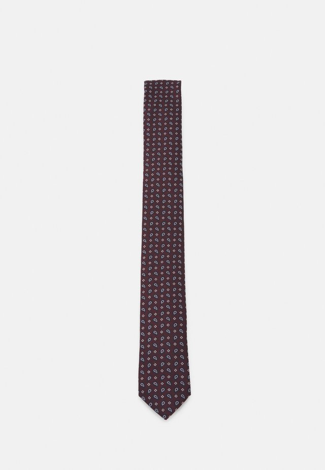 SLHHUDSON TIE - Cravate - winetasting