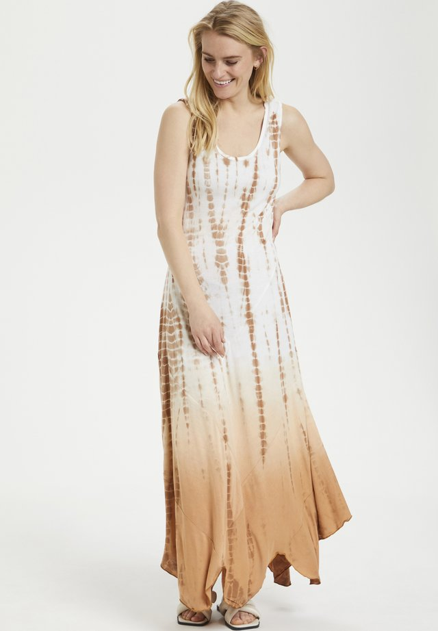 CRBATILA - Robe longue - brown