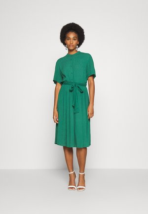 YASVERONICA  DRESS - Shirt dress - antique green