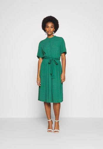 YASVERONICA  DRESS - Shirt dress - antique green