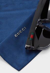 Gucci - Sunglasses - grey/black - 4