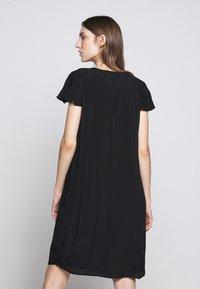 Bruuns Bazaar - LILLI FENIJA DRESS - Day dress - black - 2