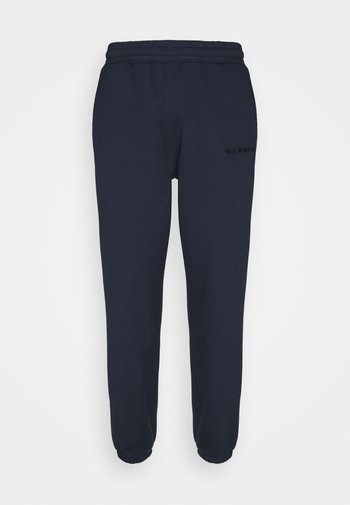 ESSENTIAL REGULAR JOGGER UNISEX - Pantalon de survêtement - navy