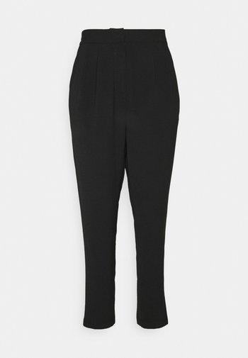 VIRASHA  - Pantalones - black