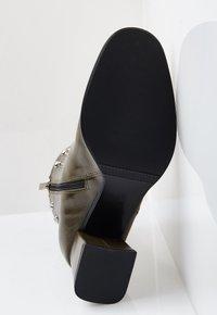 RISA - Classic ankle boots - grün - 3