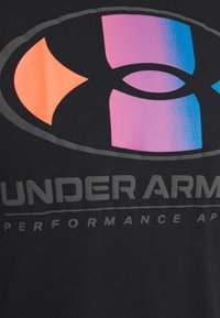 Under Armour - LOCKERTAG  - Print T-shirt - black - 4