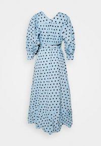 Diane von Furstenberg - ULRICA LONG - Maksimekko - light blue - 1