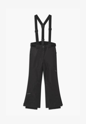 CELIA UNISEX - Snow pants - black
