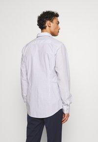 Eton - SLIM FIT - Kostymskjorta - white/blue - 2