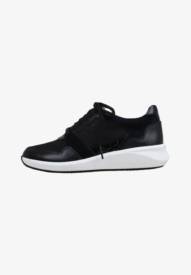 Sneakers laag - black combi