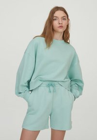 PULL&BEAR - Sweatshirt - green - 0
