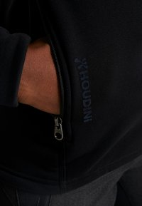 Houdini - POWER HOUDI - Fleece jacket - trueblack - 4