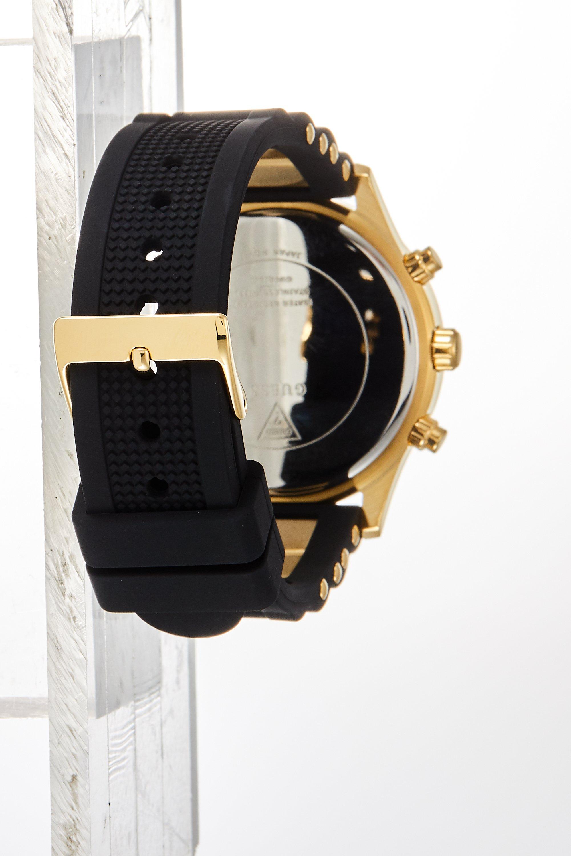 Guess LADIES SPORT - Klokke - black/gold-coloured/svart 17luc0vqPaxAMb0
