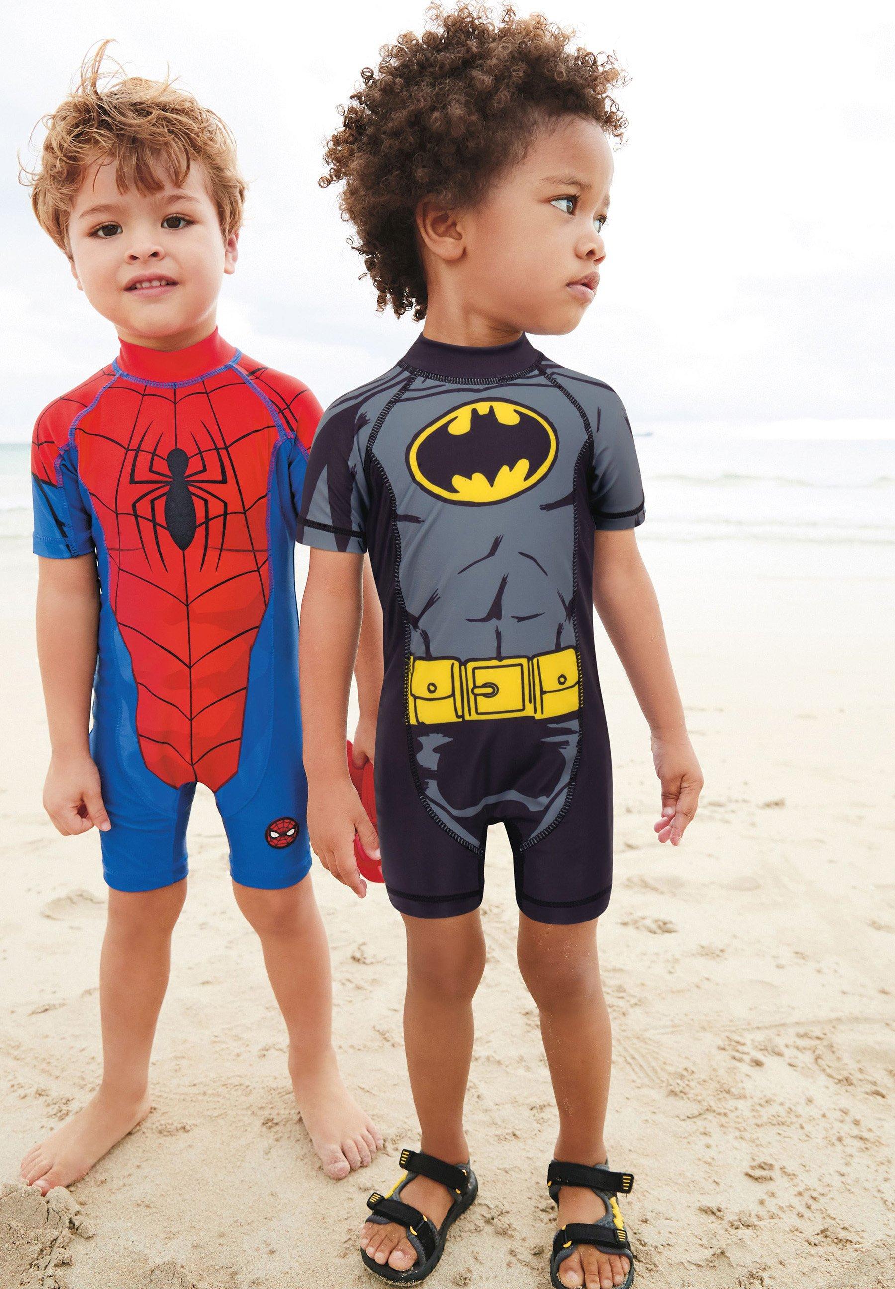 Kinder BATMAN SUNSAFE - Badeanzug