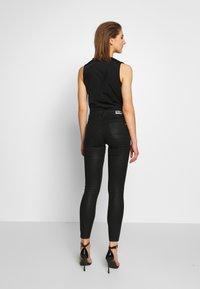 Morgan - Jeans Skinny - noir - 2