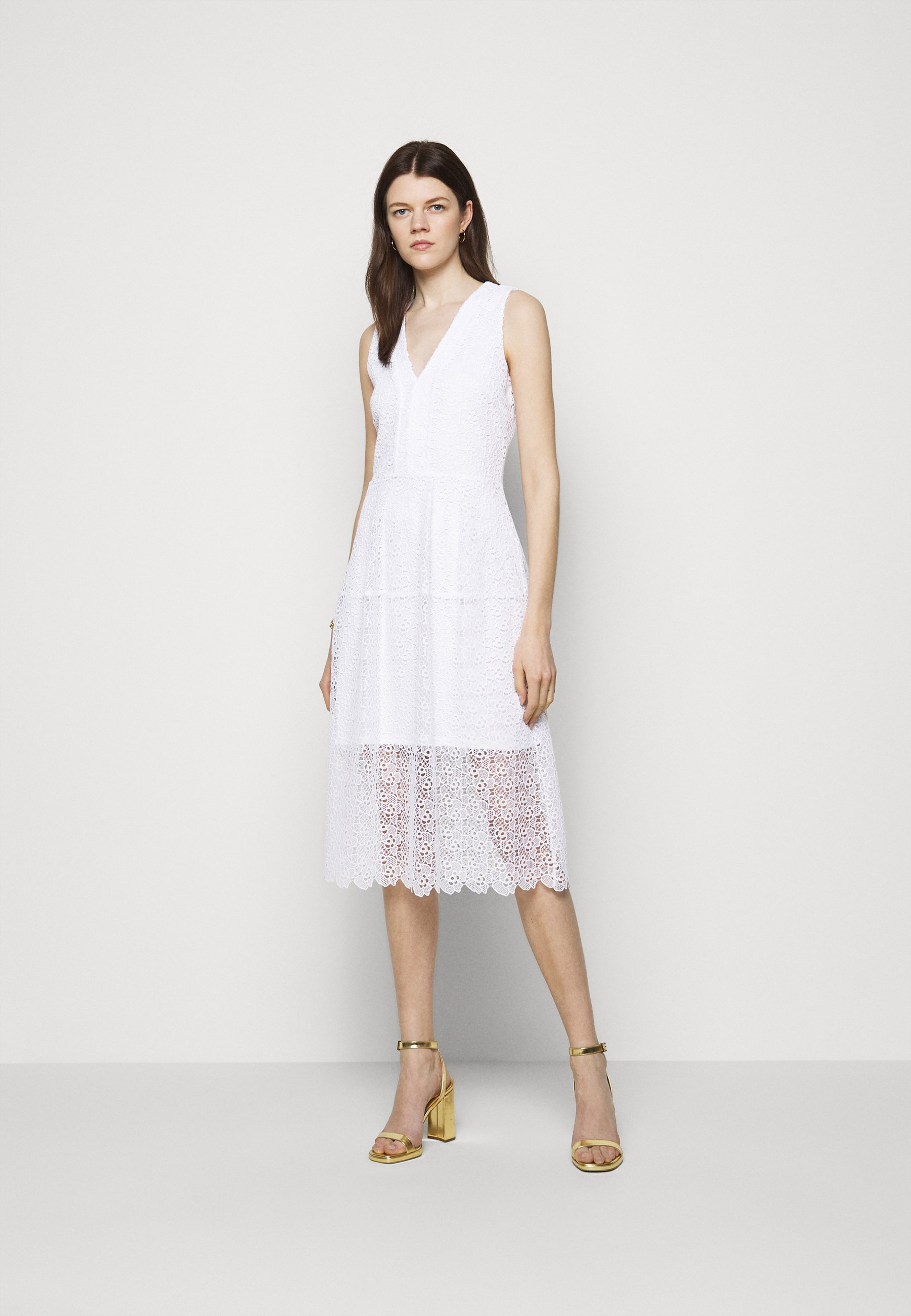 Women MIDI DRESS - Cocktail dress / Party dress