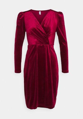 ONLNERVE SHORT DRESS - Kjole - port royale