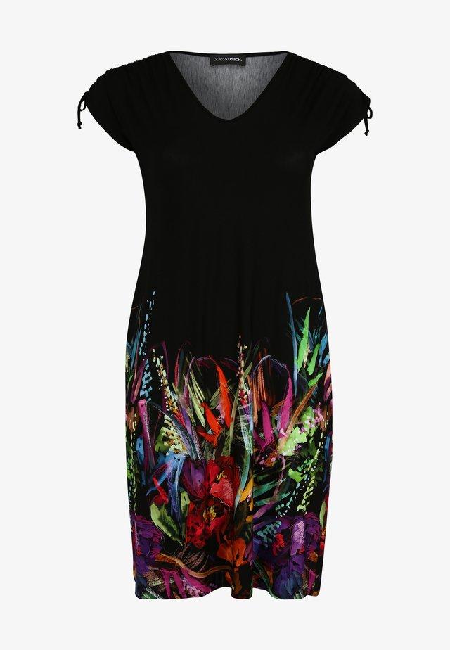 MIT FLORALEM MUSTER - Etui-jurk - multicolor