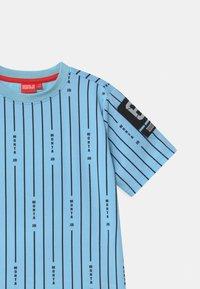 Monta Juniors - TAYLOR UNISEX - Print T-shirt - sky blue - 2